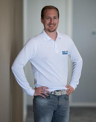 Marcel Steine R&D Engineer Bever Innovations