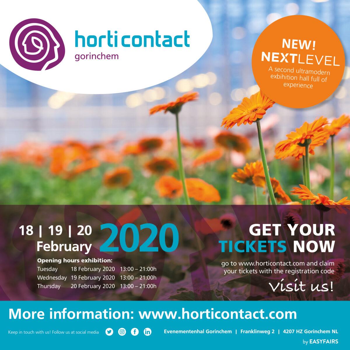HortiContact tradeshow