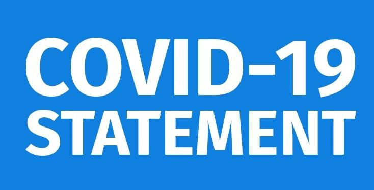 covid 19 statement